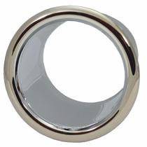 Aero-duto Cromado Metalizado 4 Polegadas Fiamon