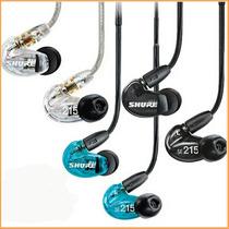 Shure In Ear Se215 (importado)
