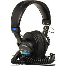 Headphone Sony Mdr-7506 Fone Profissional