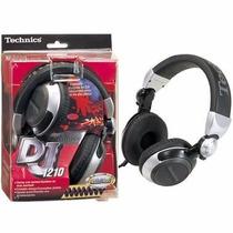 Fone Technics Rpdj1210 Profissional Dj ** Djfast **