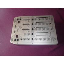 Carcaça Completa Com Painel Mixer Behringer Vmx300