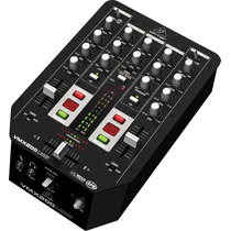 Mixer De 2 Canais Behringer Com Conexao Usb Vmx 200
