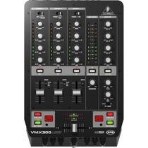 Mixer Digital Vmx 300 Behringer ))só No Território Dos Djs((