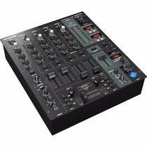 Mixer Behringer Djx 750 Com Efeitos 5 Canais + Frete Gratis
