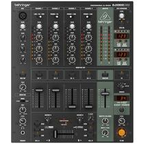 Mixer Djx 900 Usb Behringer 5 Canais Mixer Dj Profissional