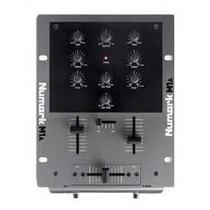 Mixer Dj Numark M1-a Novo Gratis Fone De Ouvido = Dj Vmx 300