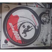 Par Toca Disco Gemini Pt 2000 Iii & Xl 500 Ii (direct Drive)