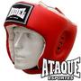 Protetor Cabeça Rudel Olimpico Combate Muay Thai Boxe Profis