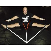 Aparelho Abertura Pernas, Karatê, Muay Thay,kung Fu,capoeira