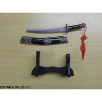 Mini Facao Espada Chinesa 26cm