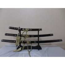 Espadas Kill Bill Hatori Hanzo C/ Bainha E Suporte