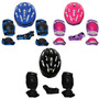 Kit Proteção Skate Rollers Bicicleta Patins - G 36-39 Br