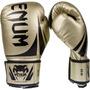 Luva Boxe Muay Thai Venum Challenger 2.0 - Dourada