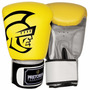 Luva De Boxe Pretorian Training(amarelo E Preto)12oz