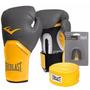 Kit Boxe Pro Style Everlast Amarelo