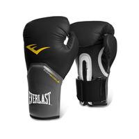 Luva De Boxe Everlast Pro Style Elite 14 Oz Preta