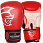 Luva De Boxe Pretorian Training (vermelha) (16oz)