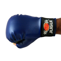 Luva De Karate Adulto E Infantil - Garantia 6 Meses