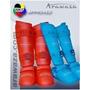 Protetor Canela E Pe Arawaza-wkf Approved P Azul