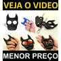 Soco Inglês Chaveiro Emborrachado Anti Detector De Metal Top