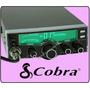 Radio Px Cobra 25 Lx - Lcd 4 Cores - Top De Linha !