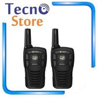 Rádio Comunicador Walk Talk Cobra Cx112 - Até 16 Milhas