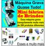 Prensa De Gravar Personaliza Copos Canecas Canetas Brindes