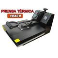 Prensa Térmica Digital Plana 40x60 - Camiseta/sublimação