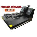 Prensa Térmica 40x60 Frete Grátis Para Rj