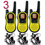 Rádio Comunicador Walk Talk Talkabout Motorola C/fone 37km