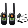 Rádio Motorola Walk Talk Talkabout Md200 Comunicador 32km