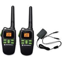 Radio Comunicador 32km Talkabout Motorola Bidirecional Md200