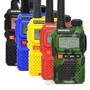 Radio Dual Band Baofeng Uv-3r+ Vhf \ Uhf + Fone De Brinde