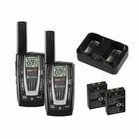 Rádio Comunicador Walk Talk Cobra Cxr725 Alcance 43km Novo