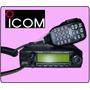 Radio Vhf Icom Ic-2300 65w Novo E Original | Frete Grátis |