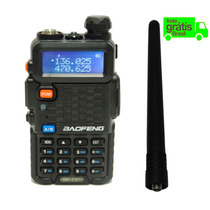 Rádio Dual Band Baofeng Bf-f8+ 136-174/400-520 Mhz + Fone