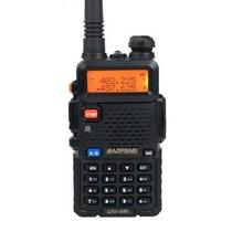 Rádio Dual Band Baofeng Uv-5r 136-174/400-520 Mhz + Fone