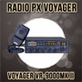 Radio Px Voyager Vr-9000mk Ii 271can Usb Frete Gratis Sedex