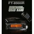 Radio Amador Yaesu Ft-8900r Transceptor 4bandas ( Vhf / Uhf