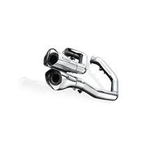 Escap Harley 883/xl1200r Full System Cromado - Akrapovic