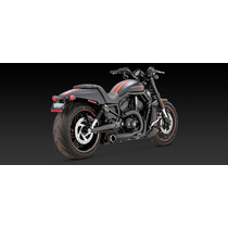 Vance & Hines Competition Series Black V-rod 75-113-9
