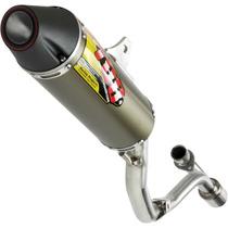 Escapamento Crf 230 Pro Tork Powercore 788 Ponteira + Curva
