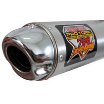Escapamento Pro Tork 788 Alumínio Cg 125 Titan Es 2000/ 2004