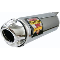 Escapamento Pro Tork 788 Aço | Cg 150 Titan Ks 2005 A 2008