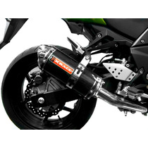 Escapamento Esportivo X-race Para Moto Kawasaki Z800
