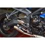 Escapamento Ponteira Megaphone Noriyoshi Triumph 675 Daytona