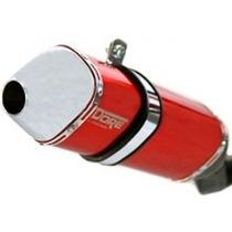Escapamento Ponteira Dore Alumínio + Curva Inox Crf 450 F X