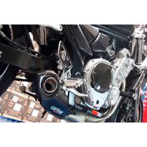 Ponteira Bandit 650 Inj / 1250 Gsx 650 F No Muffler Carbono