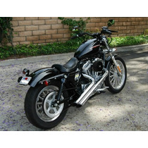 Escape Harley Hd Sportster Iron 883 Fúria 2.1/2