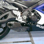 Escapamento Willy Made Firetong Gsxr 1000 (08-10)